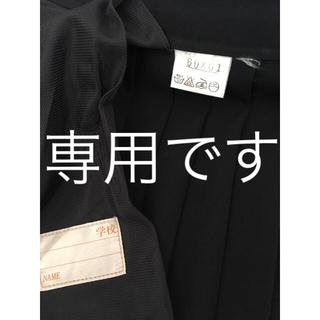 セーラー服#二本ライン#スカートセット#合服も出品ちゅう!150ぐらい