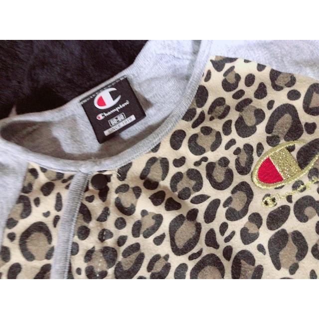 Champion(チャンピオン)のChampionロンパース キッズ/ベビー/マタニティのベビー服(~85cm)(ロンパース)の商品写真