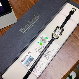 ピエールラニエ(Pierre Lannier)の美品 ピエールラニエ 腕時計 フランス製(腕時計)