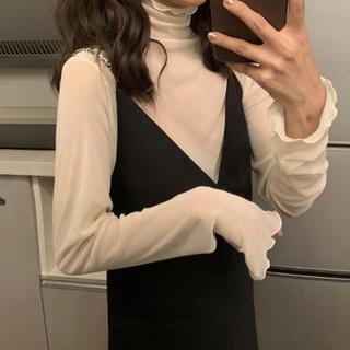 Lochie - 𓂃 韓国 ♡ chiffon blouse 𓂃