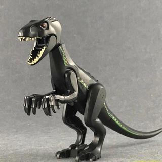 Lego - LEGO レゴ互換ブロック ジュラシックワールド 恐竜 インドラプトル 新品