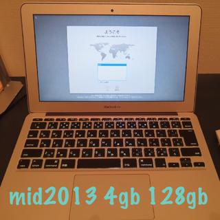 Apple - macbook  air 11 mid 2013