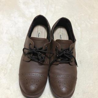 アシックス(asics)のアシックス ペネローペ レースアップシューズ (ローファー/革靴)