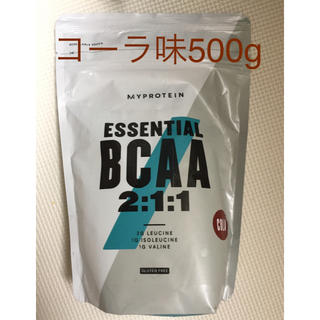 MYPROTEIN - マイプロテイン BCAA(コーラ味)500g