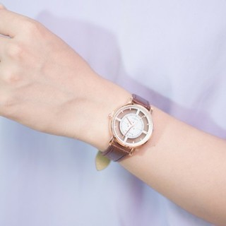 カジュアルウォッチ☆ブラウン(腕時計)