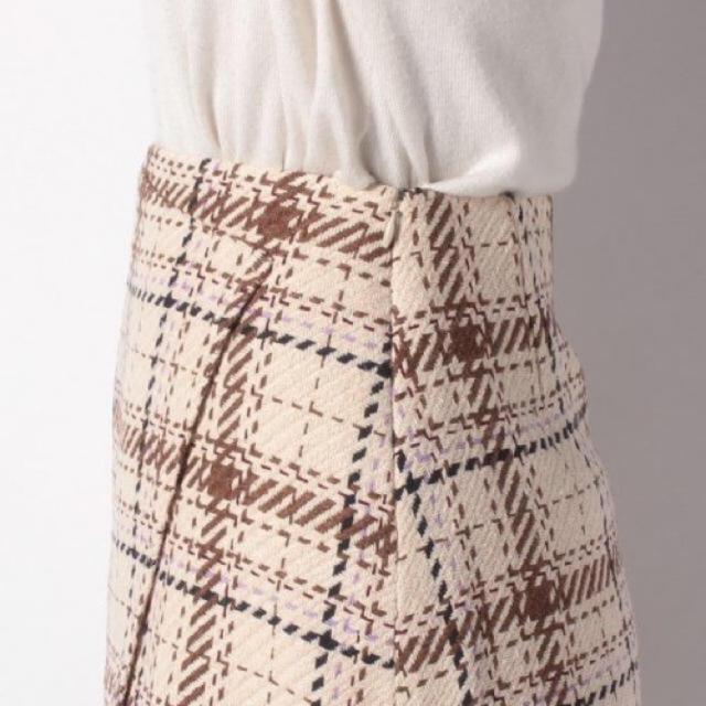 URBAN RESEARCH(アーバンリサーチ)の【SENSEOFPLACE】チェックラップスカート💓 レディースのスカート(ひざ丈スカート)の商品写真