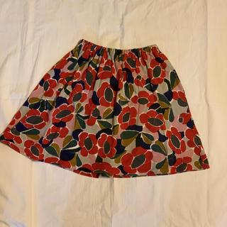 mina perhonen - ミナペルホネン flowerscope スカート 120