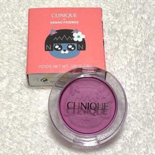 CLINIQUE - 新品☆クリニーク×カカオフレンズ チークポップ 15パンジーポップ ネオ 限定品