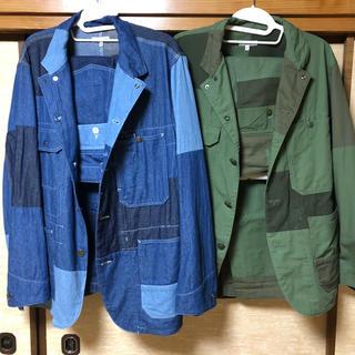 Engineered Garments - engineered garments  2019SS セットアップ2セット
