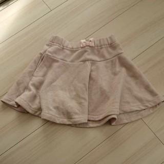 ハッシュアッシュ(HusHush)の子供服スカート(スカート)