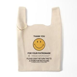 L'Appartement DEUXIEME CLASSE - 【GOOD GRIEF/グッド・グリーフ】Smile Tote Bag