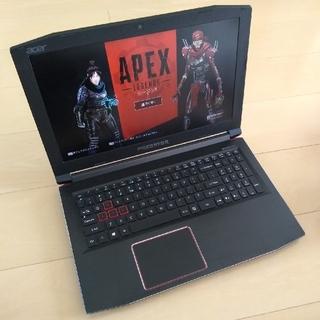 エイサー(Acer)の60%off ハイスペックゲーミングノートPC acer Predator(ノートPC)