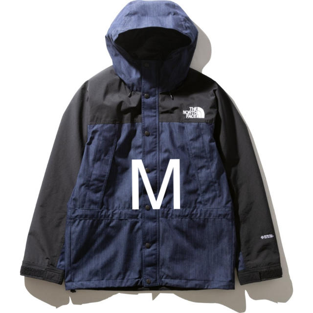 THE NORTH FACE(ザノースフェイス)のM ノースフェイス マウンテンライトデニムジャケット NP12032 メンズのジャケット/アウター(マウンテンパーカー)の商品写真