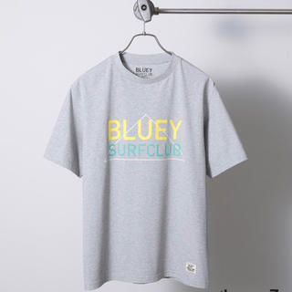 JUNRED - 【Less:3×BLUEY SURF CLUB】BIGロゴプリントTシャツ