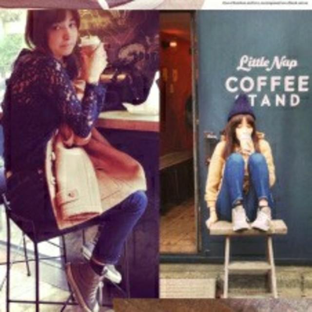 CONVERSE(コンバース)の美品❤️CONVERSE❤️キャンバス❤️ハイカットスニーカー❤️チャコール レディースの靴/シューズ(スニーカー)の商品写真