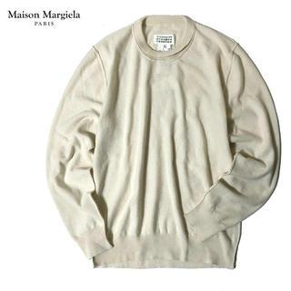 Maison Martin Margiela - 新品 Maison Margiela マルジェラ カシミヤ ニット セーター
