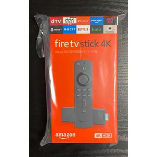 fire stick TV 4K 未開封