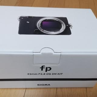 SIGMA - 新品SIGMA fp 45mm F2.8 DG DN Contemporary