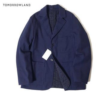 トゥモローランド(TOMORROWLAND)の新品 TOMORROWLAND 上質 ウール アルパカ テーラード ジャケット(テーラードジャケット)