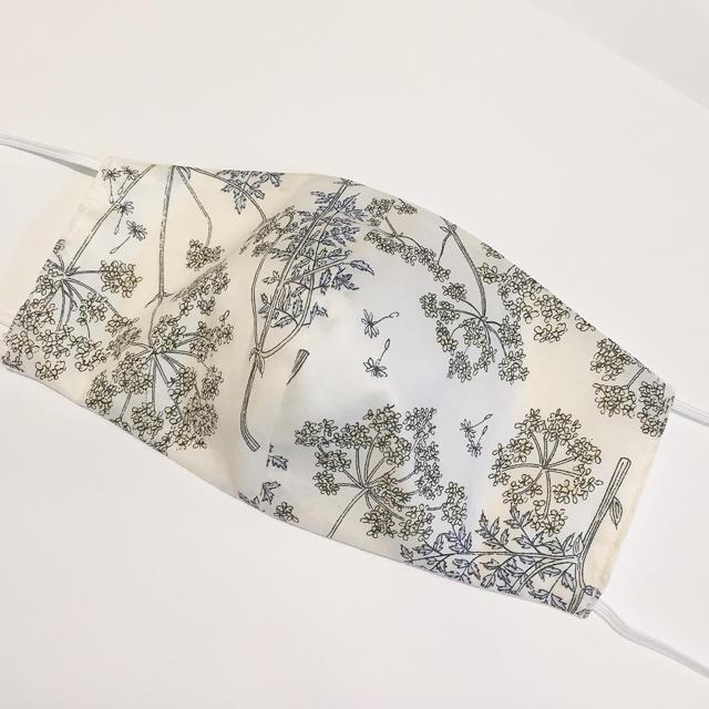 マスク 目 | リバティ♡ダブルガーゼ 布マスク リバーシブルの通販