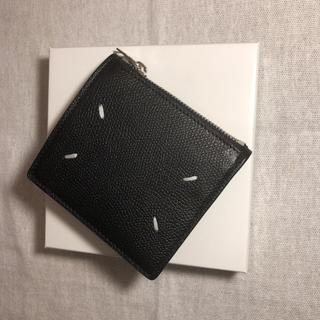 Maison Martin Margiela - メゾンマルジェラ Maison Margiela 2つ折り財布 ブラック