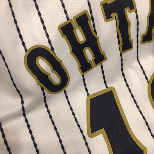 MIZUNO(ミズノ)の【新品タグ付き】野球日本代表  大谷翔平  ユニフォーム  S-Mサイズ スポーツ/アウトドアの野球(応援グッズ)の商品写真