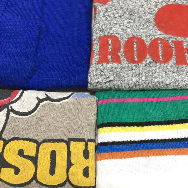 F.O.KIDS(エフオーキッズ)のF.O.KIDS Tシャツ 4枚セット キッズ/ベビー/マタニティのキッズ服男の子用(90cm~)(Tシャツ/カットソー)の商品写真