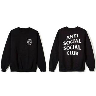 Anti Social Social Club スウェット M