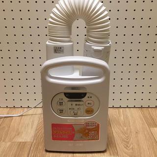 アイリスオーヤマ - アイリスオーヤマ 布団乾燥機 カラリエ パールホワイト(本体のみ)