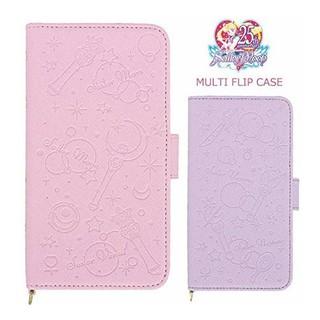 セーラームーン - セーラームーン スマホケース スマホカバー 手帳型 ピンク