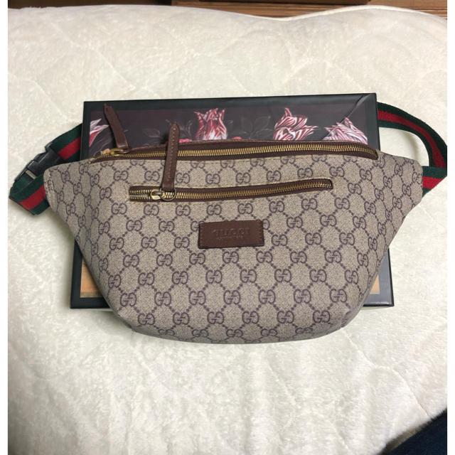 Gucci(グッチ)のGUCCI ショルダーバック #値下げ致しました! メンズのバッグ(ショルダーバッグ)の商品写真