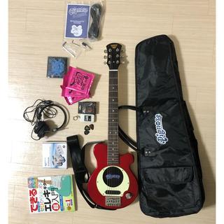 Pignose/ピグノーズ PGG-200/CA アンプ内蔵ミニエレキギター(エレキギター)