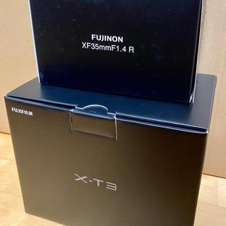 富士フイルム - ◆新品◆富士フイルムX-T3とXF 35mm F1.4のセット