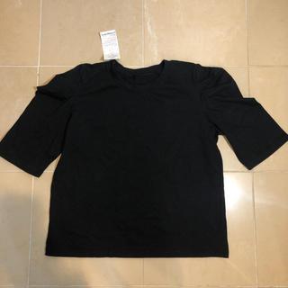 ディーホリック(dholic)のDHOLIC♡黒Tシャツ(Tシャツ(半袖/袖なし))