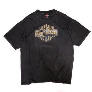 ハーレーダビッドソン(Harley Davidson)の《プリントT》希少 90s ハーレーダビッドソン Tシャツ アトランタ USA製(Tシャツ/カットソー(半袖/袖なし))