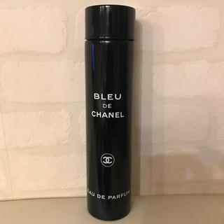 シャネル(CHANEL)のタンブラー ブラック シャネル水筒(タンブラー)