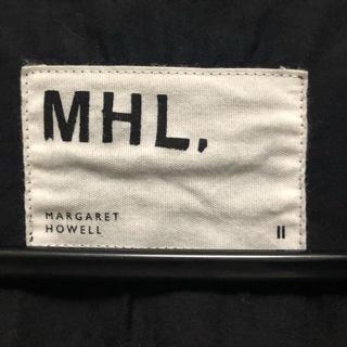 マーガレットハウエル(MARGARET HOWELL)のMHL シャツ ブルゾン アウター(ブルゾン)