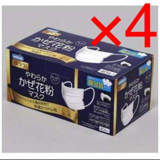 アイリスオーヤマ(アイリスオーヤマ)の40枚✖️4箱 使い捨てマスク(日用品/生活雑貨)