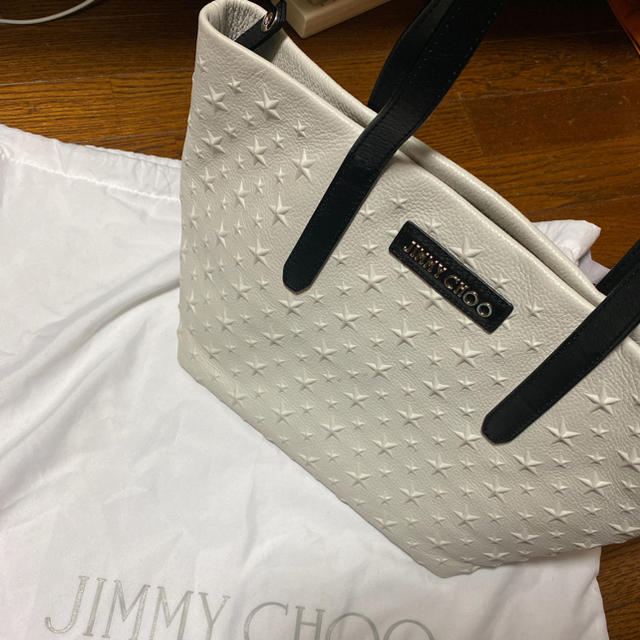 JIMMY CHOO(ジミーチュウ)のジミーチュウ トート ソフィア レディースのバッグ(トートバッグ)の商品写真
