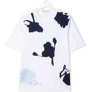 Marni - マルニ  新作 プリントTシャツ