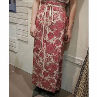 EDIT.FOR LULU - vintage 巻きスカート