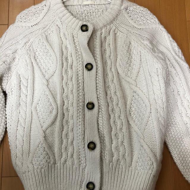 GU(ジーユー)のGU ニット レディースのトップス(ニット/セーター)の商品写真