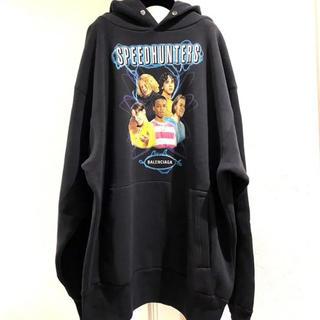 Balenciaga - Balenciaga speed hunters hoodie