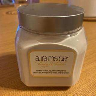 laura mercier - ローラ メルシエ ホイップトボディクリーム アンバーバニラ