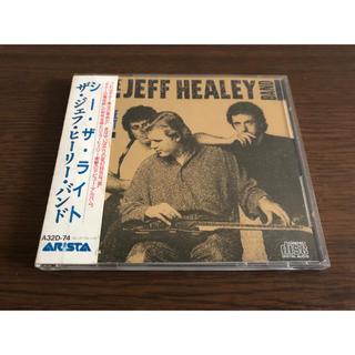 「シー・ザ・ライト」ザ・ジェフ・ヒーリー・バンド 日本盤 旧規格 税表記無 帯付(ブルース)