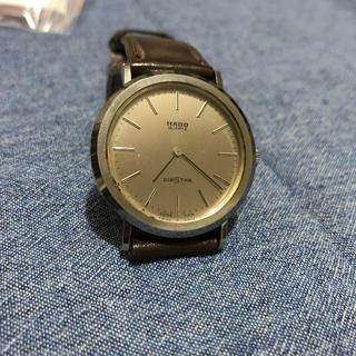 ラドー(RADO)のラドー ダイヤスター クォーツ(腕時計(アナログ))