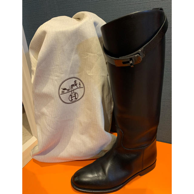 Hermes(エルメス)のエルメス   スタンダードケリーブーツ レディースの靴/シューズ(ブーツ)の商品写真