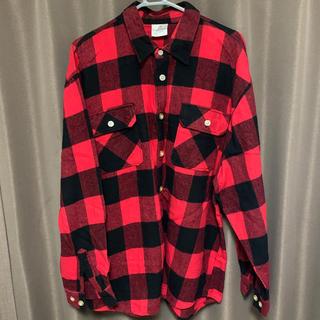 ロスコ(ROTHCO)の原宿WARPにて購入!3XL チェックシャツ (シャツ)