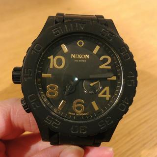 NIXON - NIXON   ラバー  51-30  腕時計