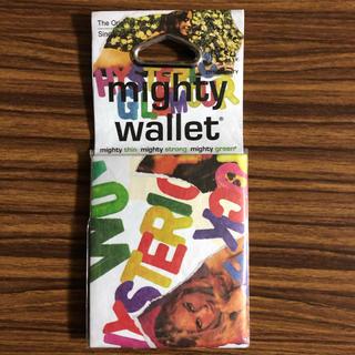 ヒステリックグラマー(HYSTERIC GLAMOUR)のmighty wallet マイティウォレット(財布)